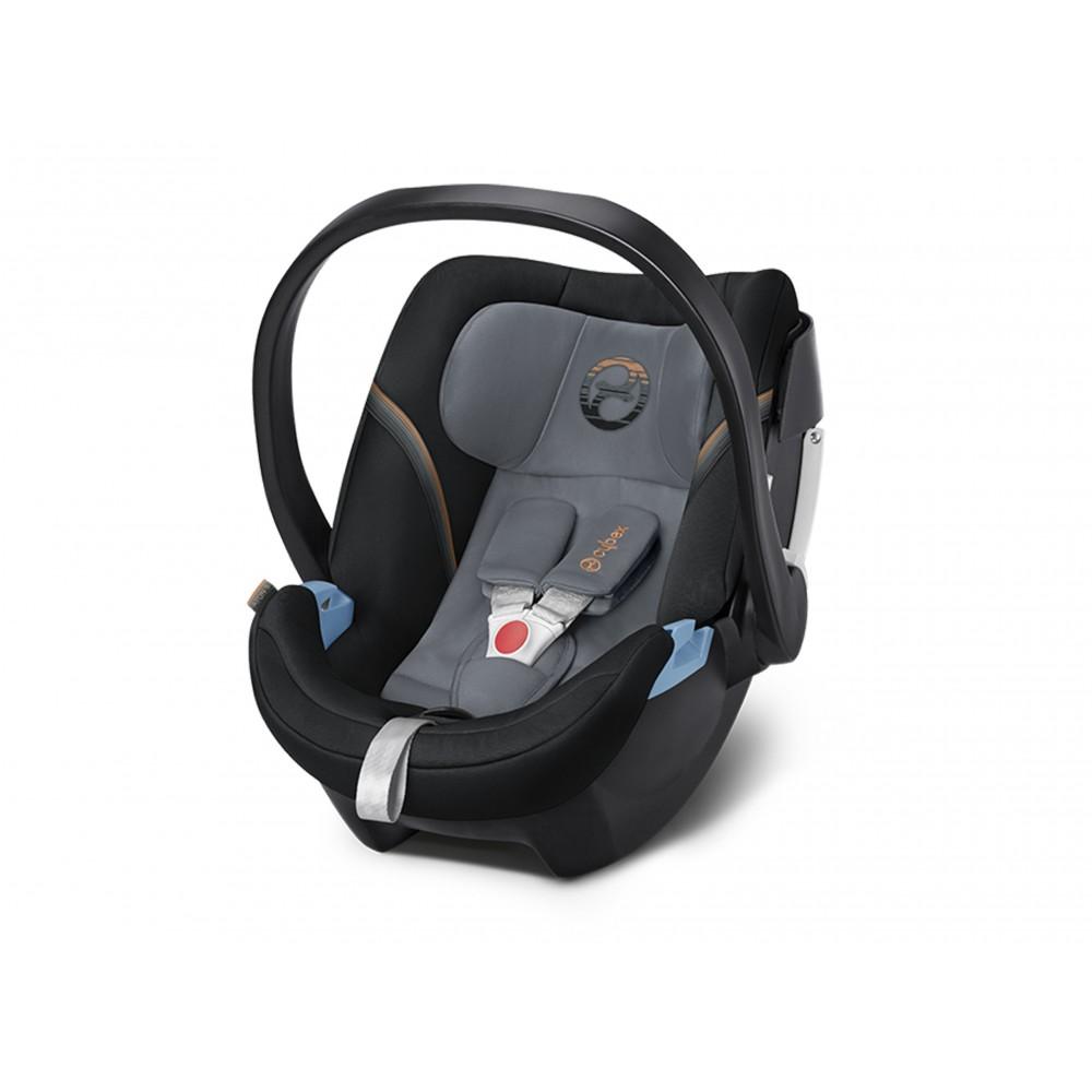 cybex aton 5 fotelik samochodowy 0 13 kg ochrona boczna adac. Black Bedroom Furniture Sets. Home Design Ideas