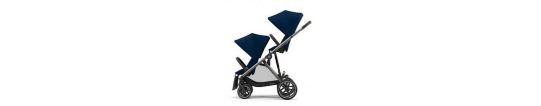 Wózki dziecięce Wózki bliźniacze | Sklep Kubuś wózki i foteliki