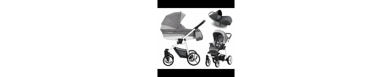 Wózki dziecięce Wózki 3w1 | Sklep Kubuś wózki i foteliki