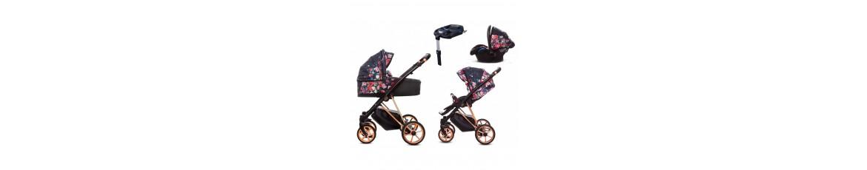 Wózki dziecięce 4w1 | Sklep Kubuś